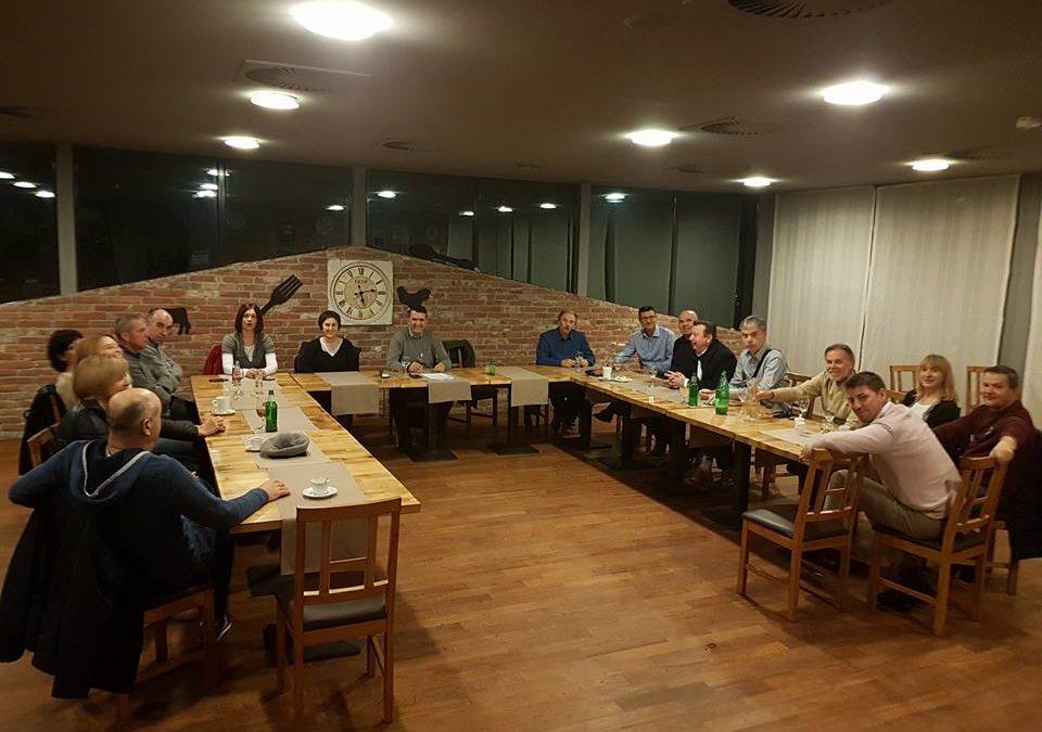 Godišnja skupština GK Albatros – 8.2.2018.