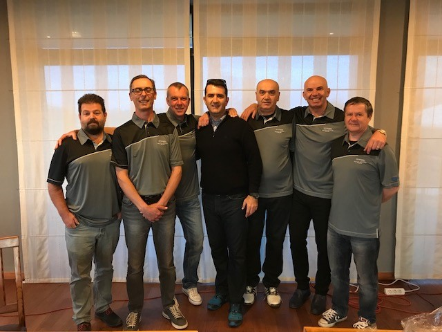 Predstavljen team za Ligu gospode 2018